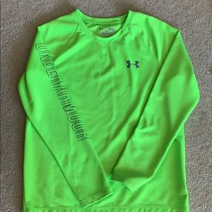 Under armour long sleeve t shirt